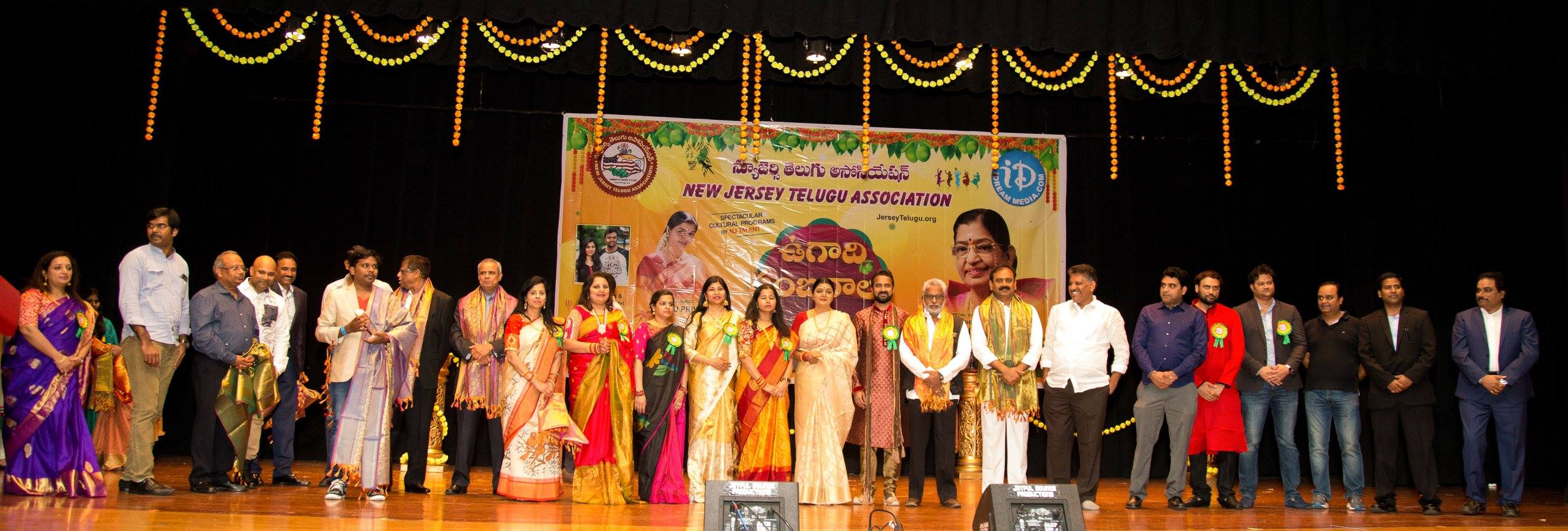 New Jersey telugu Association Team Members